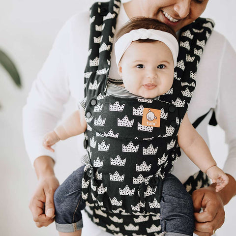 Tula Explore Carrier - Royal-Baby Carriers- Natural Baby Shower