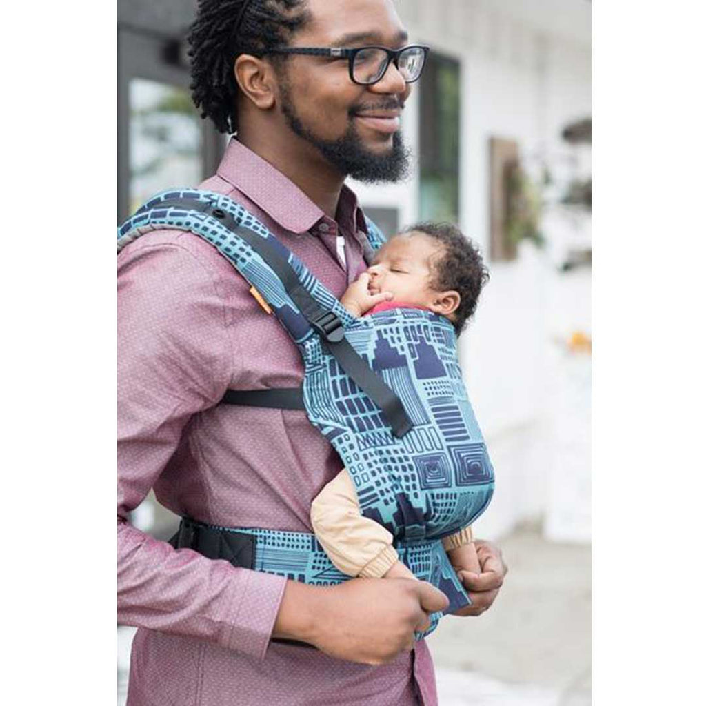 Tula Free-to-Grow Baby Carrier - Cityscape-Baby Carriers- Natural Baby Shower