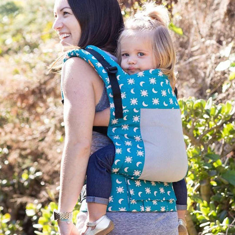 Tula Free-to-Grow Baby Carrier - Coast Aurora-Baby Carriers- Natural Baby Shower