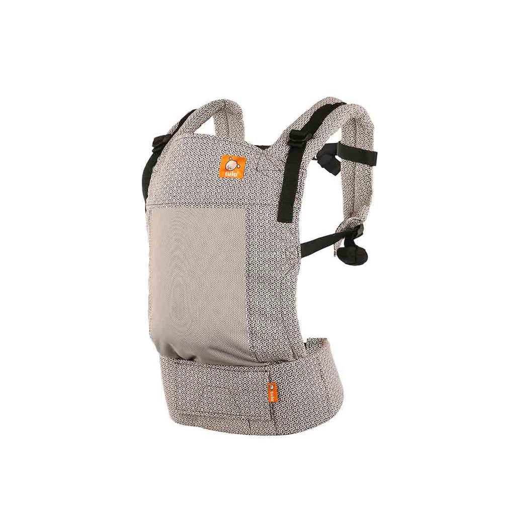 Tula Free To Grow Baby Carrier In Coast Infinite Natural