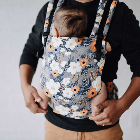 Tula Free-to-Grow Baby Carrier - French Marigold-Baby Carriers- Natural Baby Shower
