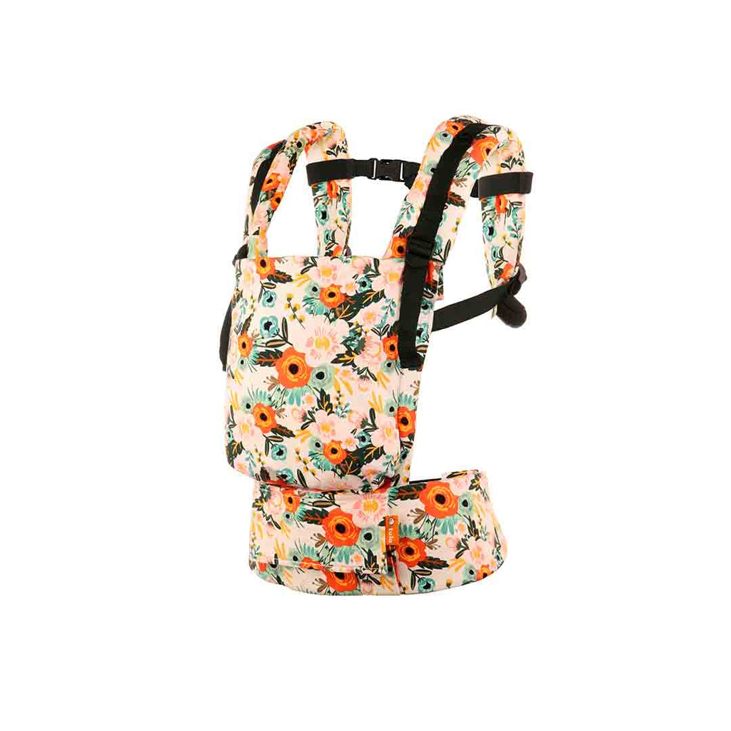 Tula Free To Grow Baby Carrier In Marigold Natural Baby
