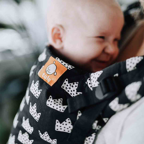 Tula Free-to-Grow Baby Carrier - Royal-Baby Carriers- Natural Baby Shower