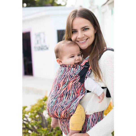 Tula Free-to-Grow Baby Carrier - Storytail-Baby Carriers- Natural Baby Shower