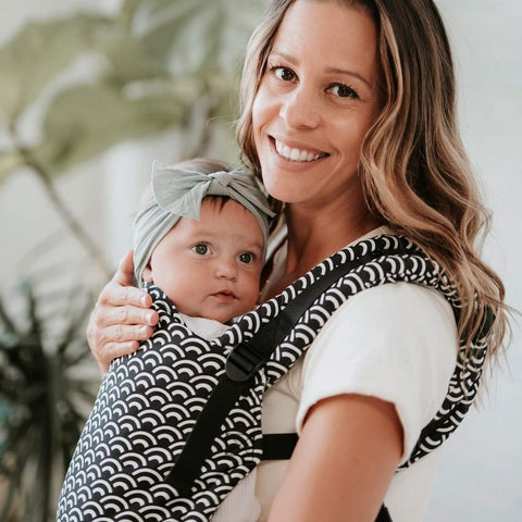 Tula Free-to-Grow Baby Carrier - Tempo-Baby Carriers- Natural Baby Shower