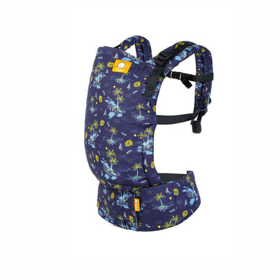 Tula Free-to-Grow Baby Carrier - Vacation-Baby Carriers- Natural Baby Shower