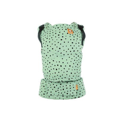 Tula Half Buckle Carrier - Mint Chip-Baby Carriers- Natural Baby Shower