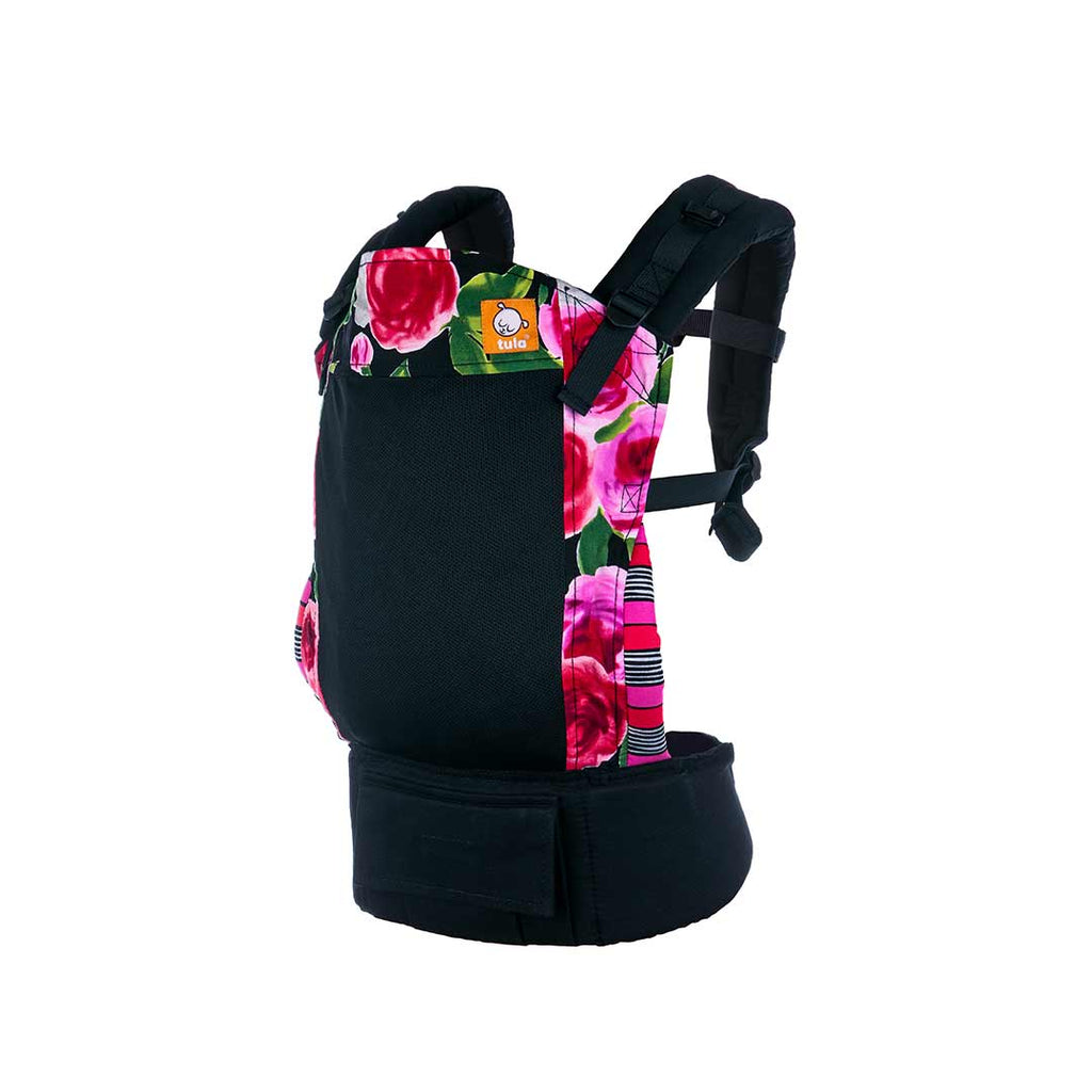 Tula Baby Carrier - Coast Juliette-Baby Carriers- Natural Baby Shower