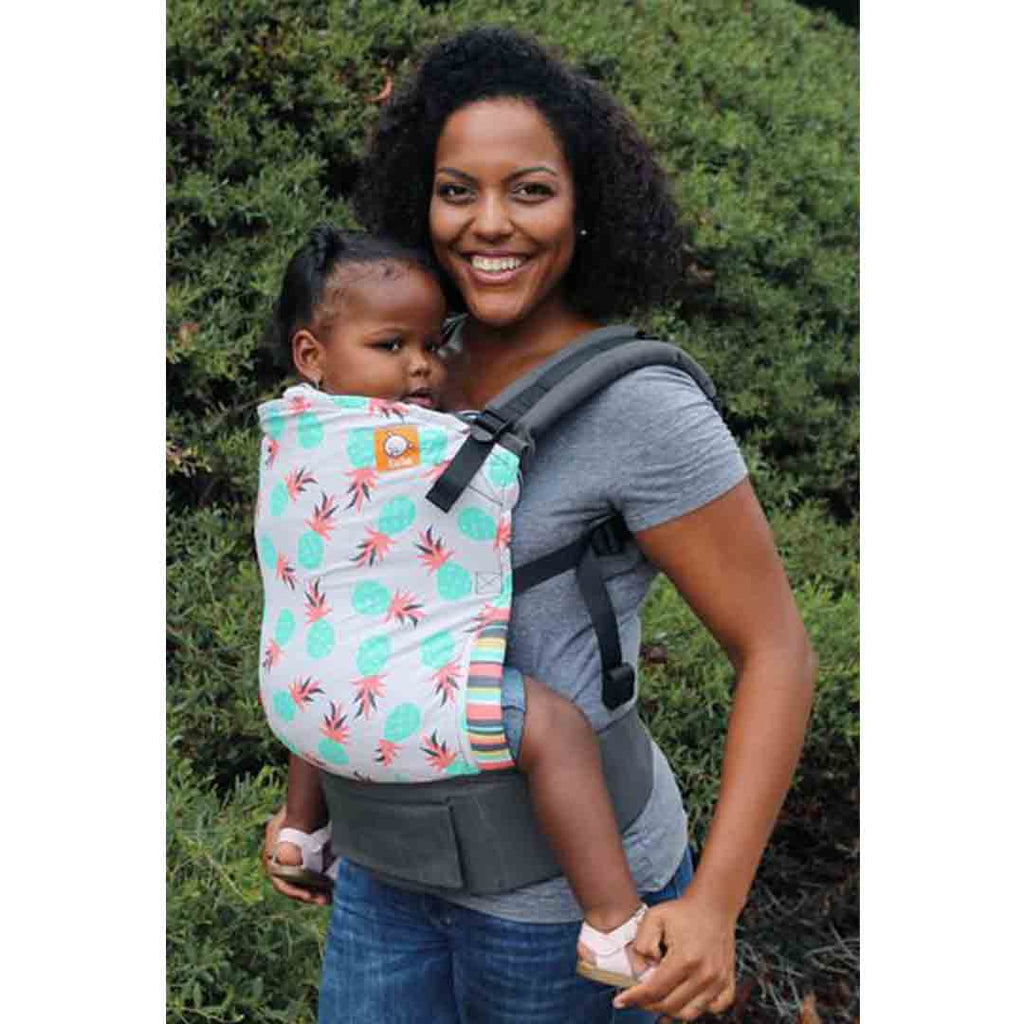 Tula Baby Carrier - Pineapple Palm-Baby Carriers- Natural Baby Shower