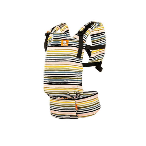 Tula Free-to-Grow Baby Carrier - Shoreline-Baby Carriers- Natural Baby Shower