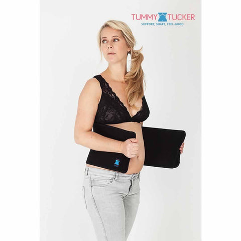 Tummy Tucker - Black-Shapewear- Natural Baby Shower