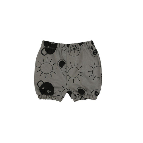 Turtledove London Bloomers - Beach Pals-Pants- Natural Baby Shower