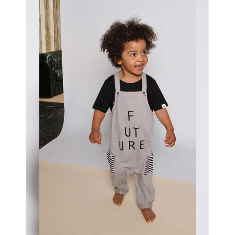 Turtledove London Easy Fit Dungarees - Future Lifestyle