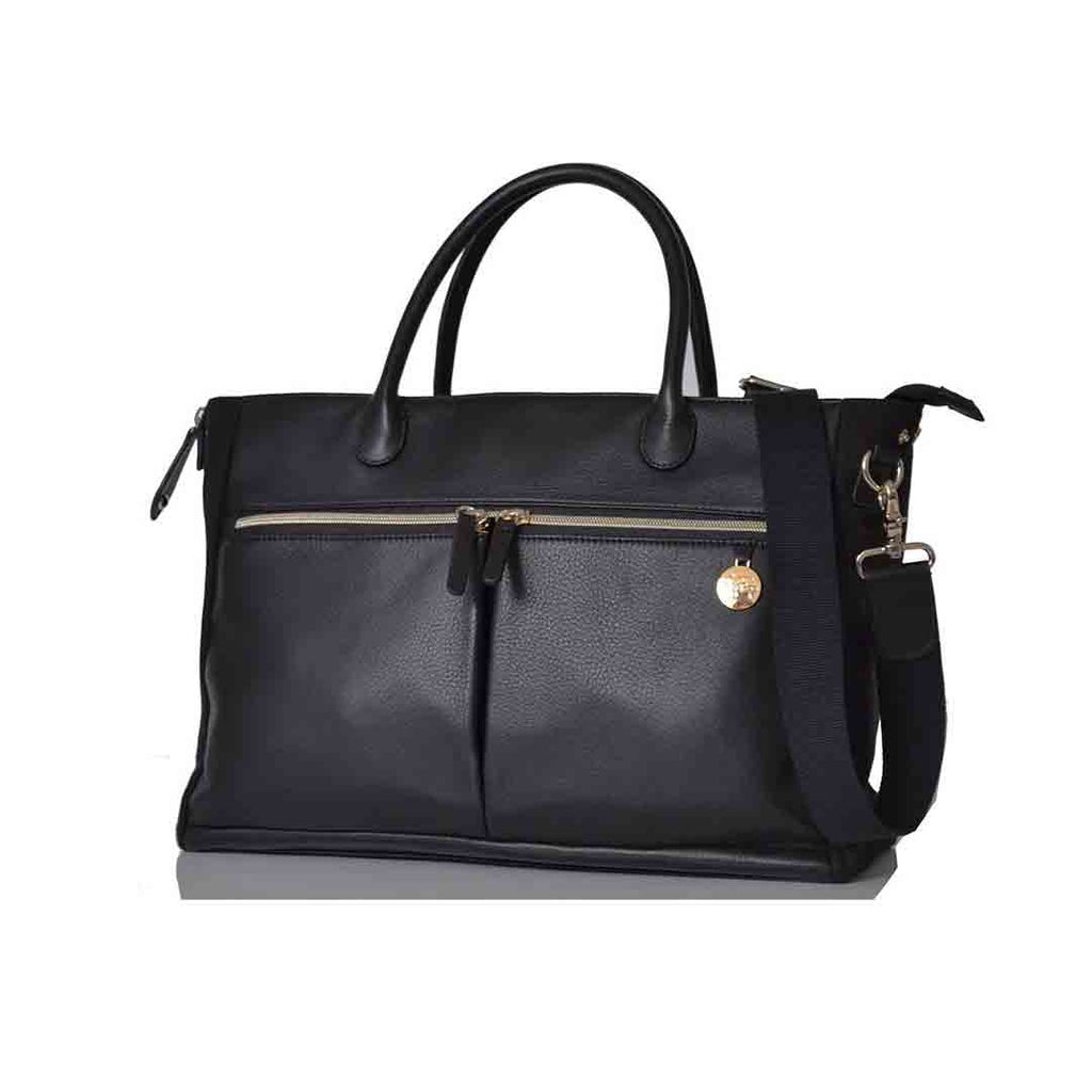 cdb2ca82ac69d PacaPod Changing Bag - Fortuna - Black-Changing Bags- Natural Baby Shower  ...