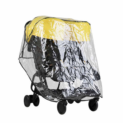 Mountain Buggy Nano Duo Storm Cover-Raincovers- Natural Baby Shower