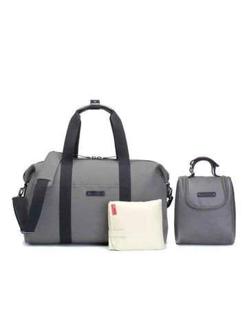 Storksak Changing Bag - Bailey - Charcoal-Changing Bags-Default- Natural Baby Shower