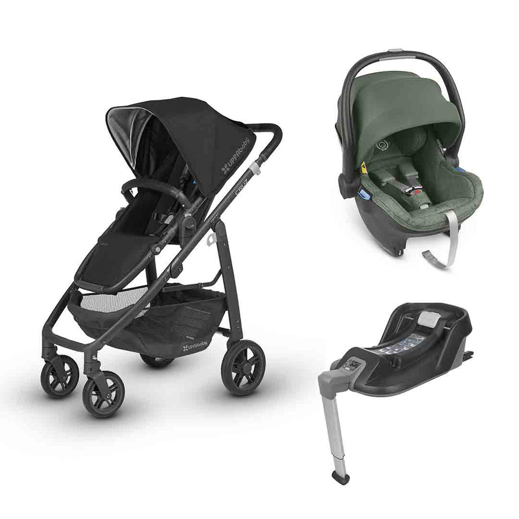 Uppababy Cruz Travel System - Jake-Travel Systems-Emmett- Natural Baby Shower