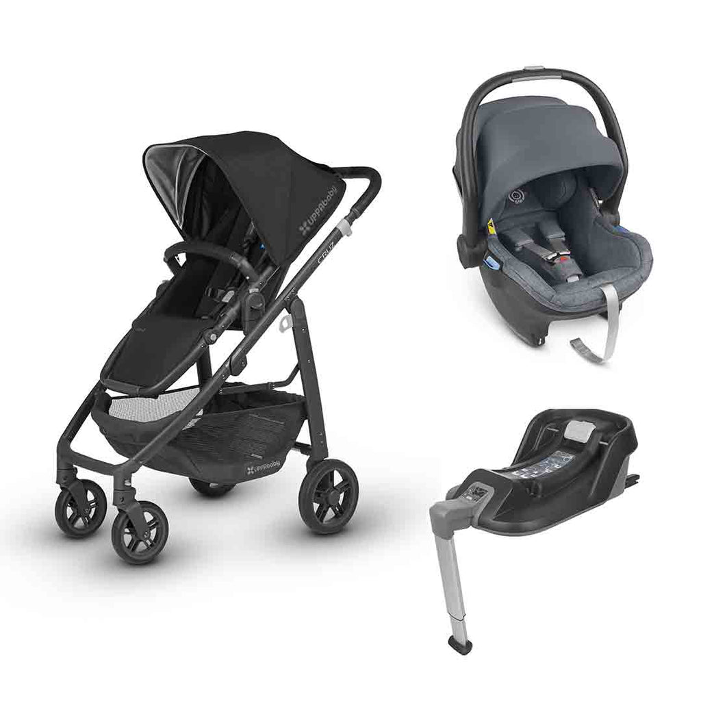 Uppababy Cruz Travel System - Jake-Travel Systems-Gregory- Natural Baby Shower