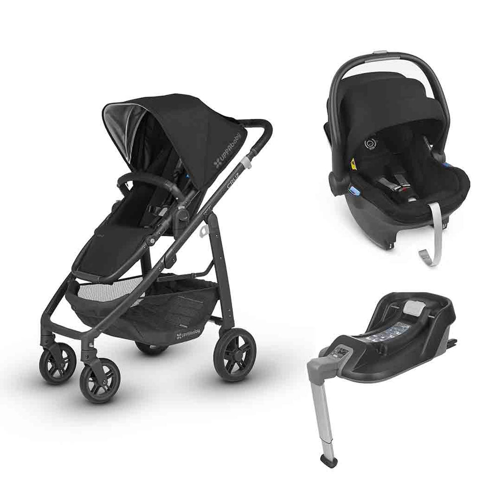 Uppababy Cruz Travel System - Jake-Travel Systems-Jake- Natural Baby Shower