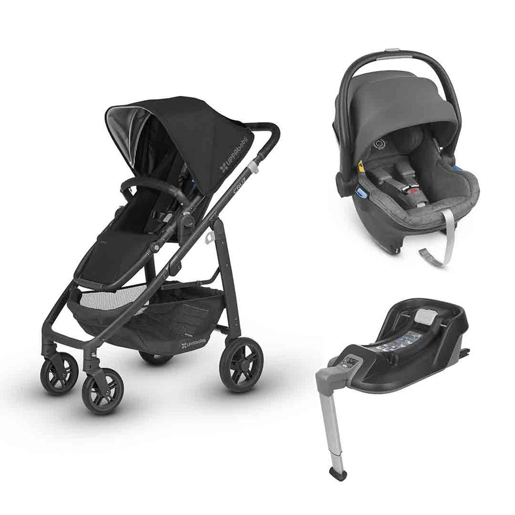 Uppababy Cruz Travel System - Jake-Travel Systems-Jordan- Natural Baby Shower