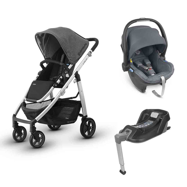 Uppababy Cruz Travel System - Jordan- 2019-Travel Systems- Natural Baby Shower