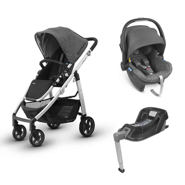 Uppababy Cruz Travel System - Jordan- 2019-Travel Systems-Gregory- Natural Baby Shower