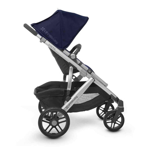 Uppababy Vista Pushchair - Taylor Side