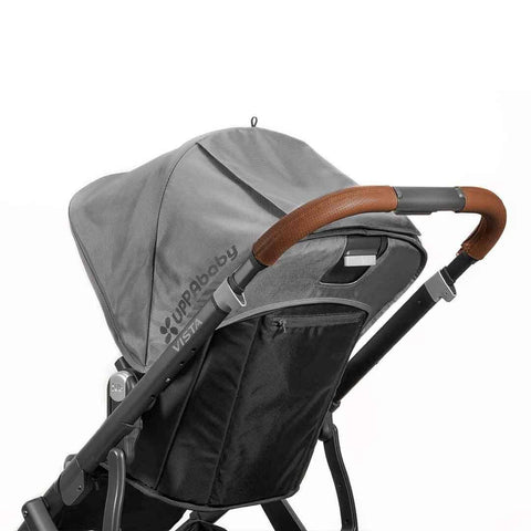 Uppababy Vista Pushchair Leather Handlebar Cover Saddle