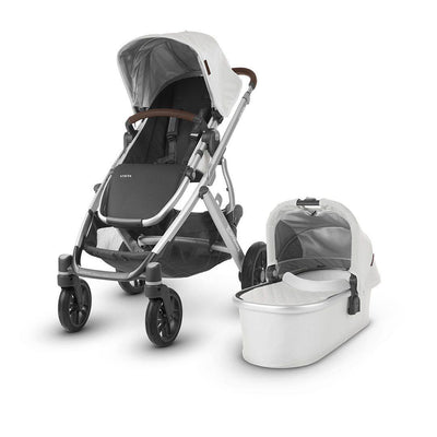 Uppababy Vista Pushchair & Carrycot - Bryce - 2019-Strollers- Natural Baby Shower