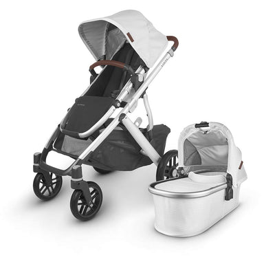 Uppababy Vista Pushchair + Carrycot V2 - 2020 - Bryce-Strollers- Natural Baby Shower