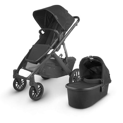 Uppababy Vista Pushchair + Carrycot V2 - 2020 - Jake-Strollers- Natural Baby Shower