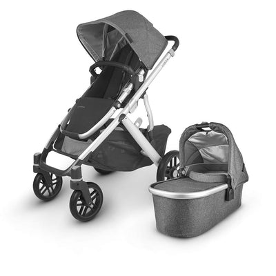 Uppababy Vista Pushchair + Carrycot V2 - 2020 - Jordan-Strollers- Natural Baby Shower