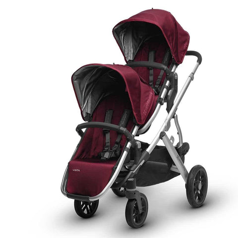 Uppababy Vista Rumble Seat in Dennison