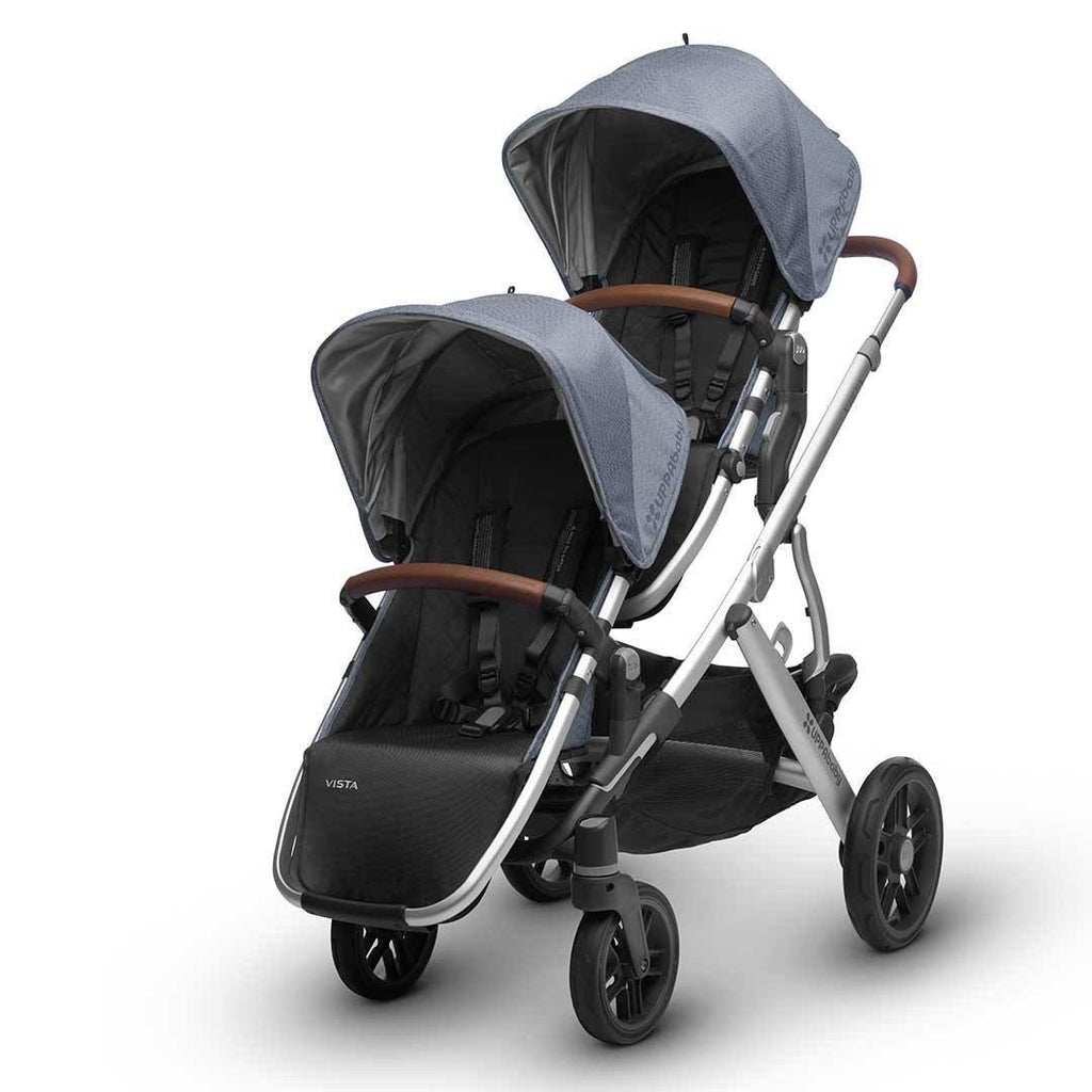 Uppababy Vista Rumble Seat in Henry