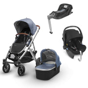 Uppababy Vista Travel System - Henry-Travel Systems-Jake- Natural Baby Shower