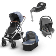 Uppababy Vista Travel System - Henry-Travel Systems-Jordan- Natural Baby Shower