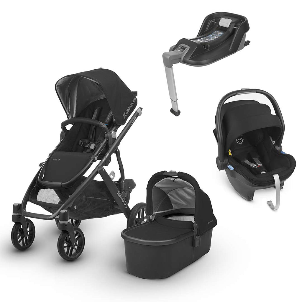 Uppababy Vista Travel System - Jake-Travel Systems-Jake- Natural Baby Shower