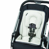 Uppababy Infant Snug Seat in pushchair