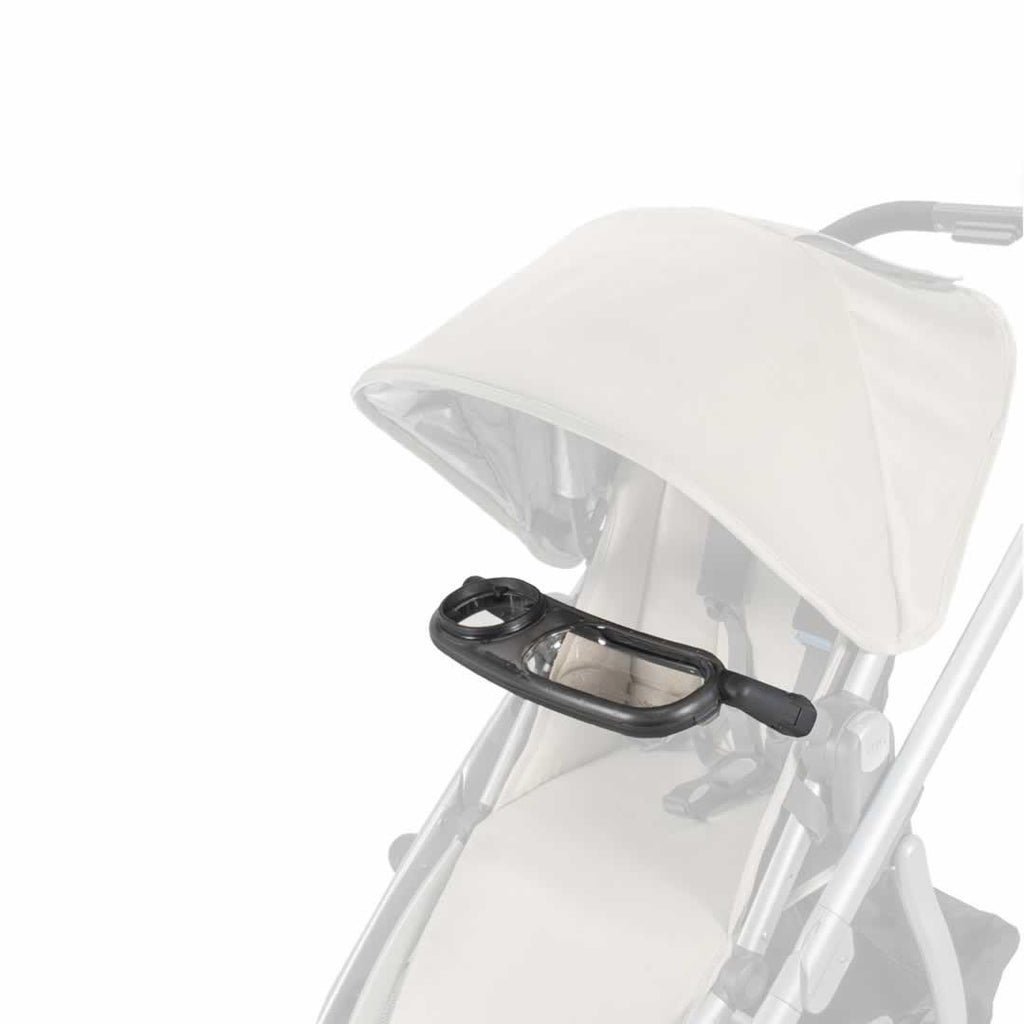 Uppababy Snack Tray on pushchair