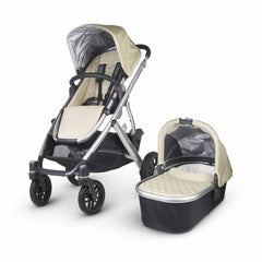 Uppababy Vista Pushchair - Lindsey + Carrycot