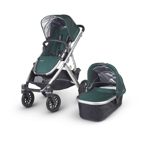 Uppababy Vista Pushchair - Ella + Carrycot