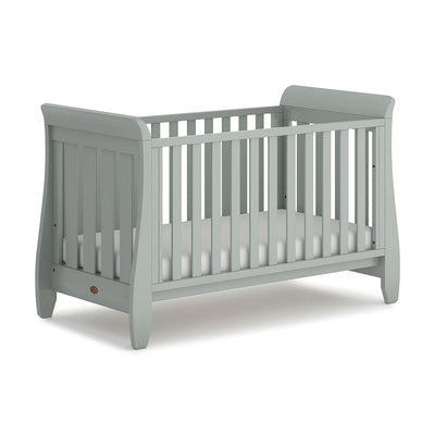 Boori Sleigh Urbane Cot Bed - Pebble-Cot Beds- Natural Baby Shower