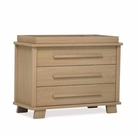 Urbane By Boori Lucia 3 Drawer Dresser in Almond