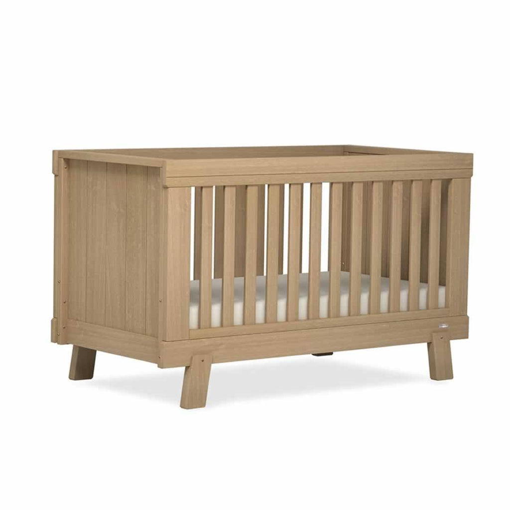 Urbane By Boori Lucia 2 Piece Nursery Set - Almond Cot Bed