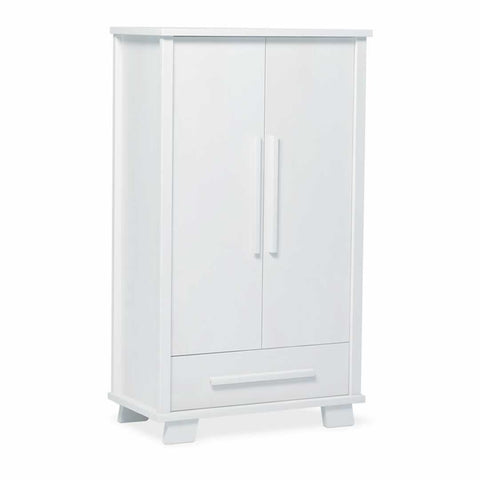 Urbane By Boori Lucia Wardrobe in White