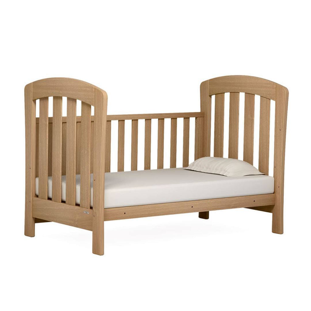 Urbane by Boori Almond Sunshine Cot Bed