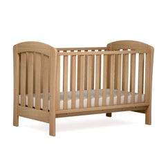 Urbane by Boori Sunshine Cot Bed in Almond