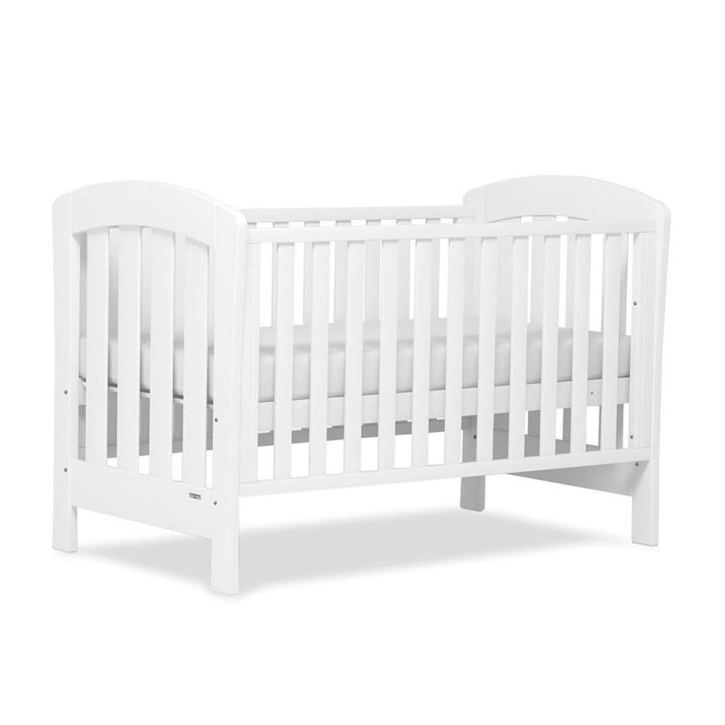 Urbane by Boori Sunshine Cot Bed White
