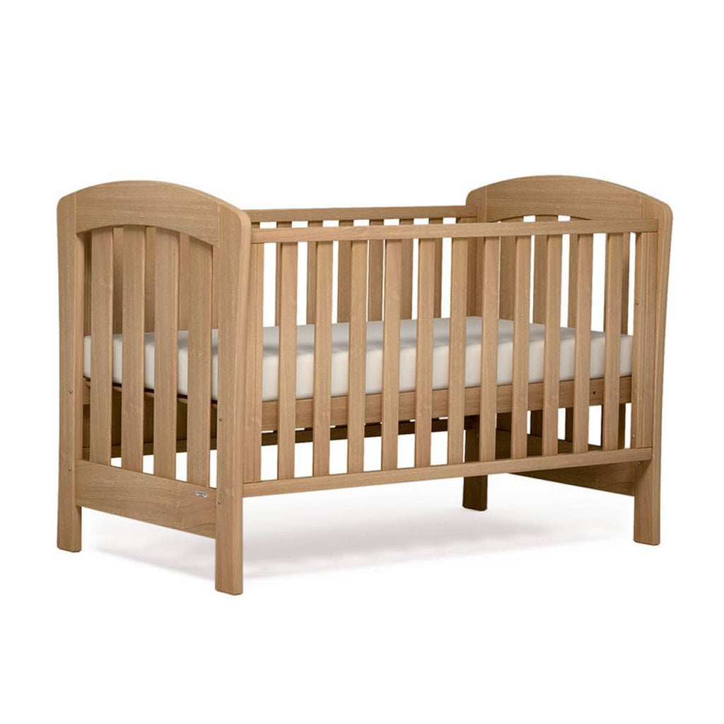 Urbane by Boori Sunshine Cot Bed Almond