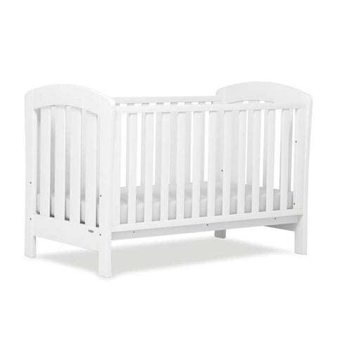 Urbane by Boori Sunshine Cot Bed - White - Cot Beds - Natural Baby Shower